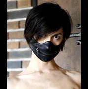 LeatherZIPマスク