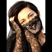 Elizabethレースマスク